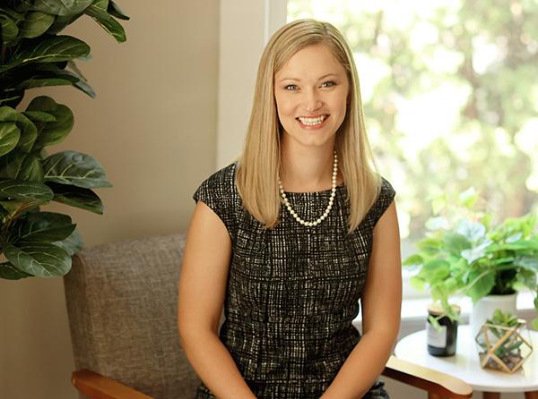 Attorney Kylie Oversen, Schneider Law Firm